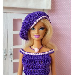 Crochet pattern for Barbie