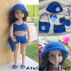 Crochet Pattern 35 :...