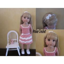 """Crochet Pattern 72 : """"Lace..."""