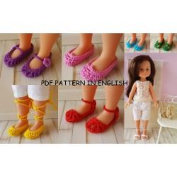 Crochet Pattern 132 :...
