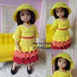 Crochet Pattern 139 :...