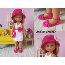 Crochet Pattern 121 :...