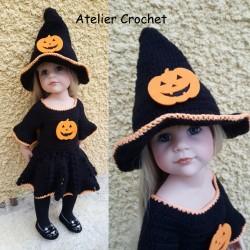 Ensemble Halloween pour...