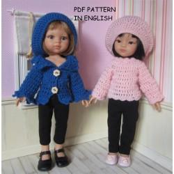 Crochet Pattern 115 :...