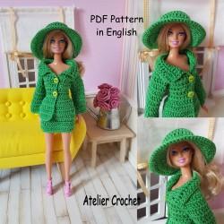 Crochet Pattern 124 :...