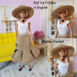 Crochet Pattern 127 :...