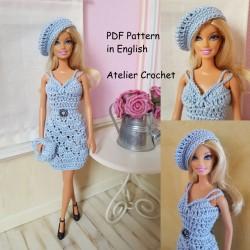Crochet Pattern 160 :...
