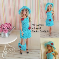Crochet Pattern 159 :...