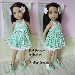 Crochet Pattern 156 :...