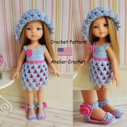 Crochet Pattern 170 :...