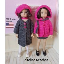 Crochet Pattern 51 :...